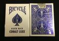 バイシクル・コバルト・デック(Bicycle cobalt deck)