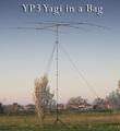 YP-3 ポータブル八木アンテナ