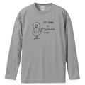035長袖Tシャツ