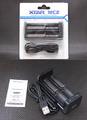 Xtar MC2 USB マルチ 充電器