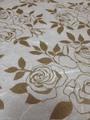 バラ:白 × 金