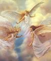 神の祝福を受けた、究極の癒しの羽ダイナミクス