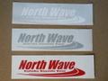 North Waveステッカー(30cm)