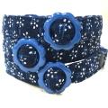 首輪 (藍小花)(510)