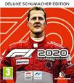 PC F1 2020 Deluxe Schumacher Edition 日本語対応 STEAM