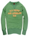 213 DAMAGE CREW NECK SWEAT