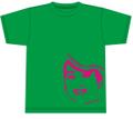 Tシャツ 緑