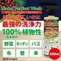 手肌に優しいのに最強の洗浄力 ナノパーフェクトウォッシュ 500ml
