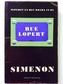 【ペーパーバック】シムノン/RUB LOPERT/1960年