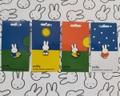 【世界150セット限定】miffy65 4 seasons/四季ピンズ
