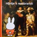 【図録・絵本】レンブラント没後350年ミッフィー/nijntje×rembrandt/RIJKSMUSEUM限定/オランダ語