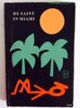 【ペーパーバック】セイント.DE SAINT IN MIAMI/1962年