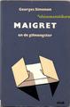 【ペーパーバック】メグレ警部 MAIGRET en de gifmengster 1968年