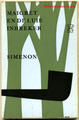 【ペーパーバック】メグレ警部パイプ 1963年 ブルーナデザイン