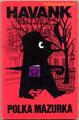 【ペーパーバック】HAVANK シャドウシリーズ 1973年 ブルーナデザイン