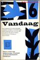 【ペーパーバック】Vandaag6 ディック・ブルーナデザインマティス風 初期