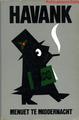 【ペーパーバック】HAVANK シャドウシリーズ 1975年 ブルーナデザイン