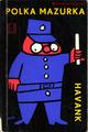 【ペーパーバック】HAVANK シャドウシリーズ 1961年 ブルーナデザイン