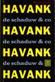 【ペーパーバック】HAVANK 初期 シャドーシリーズ ディック・ブルーナデザイン