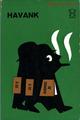 【ペーパーバック】HAVANK シャドーシリーズ 1975年 ブルーナデザイン
