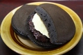 竹炭どら焼き どら黒 バター