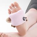 【ご購入】おやすみ羊のブルブル足リラックス(足裏用・ピンク)3段階振動機能付き