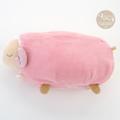 【ご購入】おやすみ羊の腰ブルクッション(腰用・ピンク)