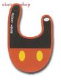 【ご購入】ミッキーマウス(ボタン)スタイ◆ディズニースタイ送料無料
