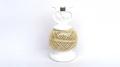 Victor String Dispenser 白:キッチン用糸巻きホルダー(麻紐付属)