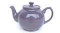 SADLER ENGLAND DARK PURPLE 6 CUP TEAPOT:サドラー 深紫 6 カップ ティーポット