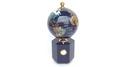 Gemstone Globe:卓上地球儀(電動回転式)