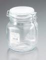 角型保存ビン1.0L  餌やおやつの保存に