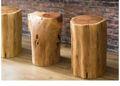 天然 木の椅子 アカシア 送料無料(一部地域は別途)