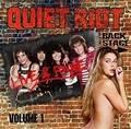 QUIET RIOT - Live & Rare Volume 1 [CD]