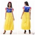 大きいサイズ☆ハロウィン♪白雪姫風ドレス2点セット