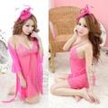 可愛いピンク♪ランジェリーセット