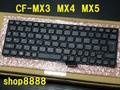 A8★CF-MX3 MX4 MX5用  パナソニック 純正新品 タッチパネルモデル 最新キーボード 交換対応可! Panasonic 1万台以上の修理実績