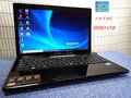 【SSHD 1TB】Lenovo G580 Core i7 3610QM 8G  Win10 Office