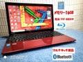 【新SSD480G】T654/68KR Corei7 4700MQ  16G マルチタッチ液晶  最新Win10 Office 最強 美品
