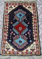 NO366 手織り絨毯