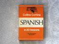Collins Cortina SPANISH in 20 lessons
