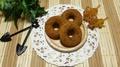 米粉の焼きドーナツ(トマト&パセリ)