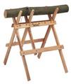木製玉切用馬 4602