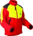 ファナーベンチレーションジャケットレッド105544