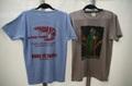 海老ロゴ&NUKE IS OVER Tシャツ