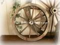 *natural*アンティーク風車輪(S)2色からセレクト