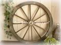 *natural*アンティーク風車輪(M)2色からセレクト