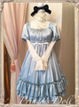 1073-4 Dream Baby Doll(Ice Blue)