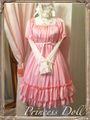 1073-3 Dream Baby Doll(Strawberry Pink)