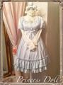 1073-5 Dream Baby Doll(Snow Blue)